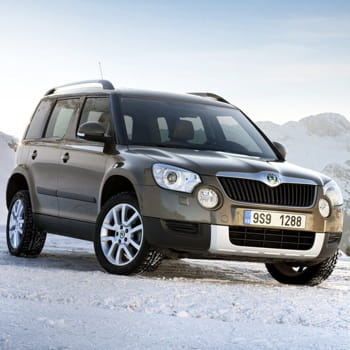 skoda yeti suv et crossovers les stars du march automobile linternaute. Black Bedroom Furniture Sets. Home Design Ideas