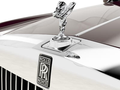 le spirit of ecstasy des rolls royce. Black Bedroom Furniture Sets. Home Design Ideas