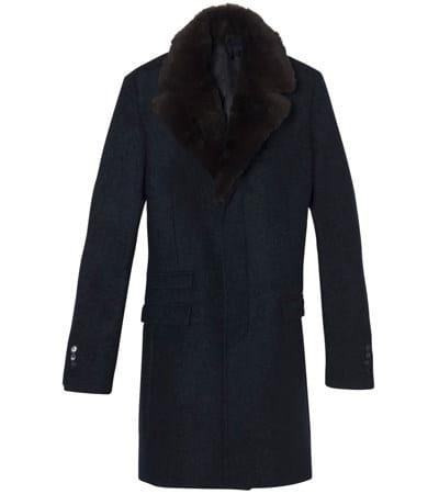 manteau the kooples chaud devant un manteau pour l 39 hiver linternaute. Black Bedroom Furniture Sets. Home Design Ideas