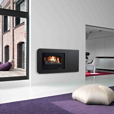 el gante s lection de 25 chemin es et po les bois linternaute. Black Bedroom Furniture Sets. Home Design Ideas