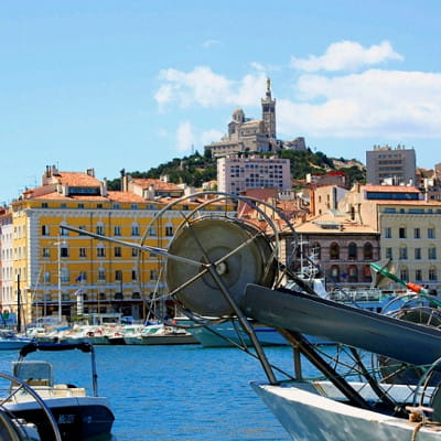 Marseille vue par marcel pagnol - College vieux port marseille ...