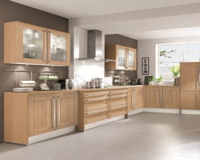 Une cuisine champ tre cuisines les tendances pour 2013 for Avis sur cuisine aviva