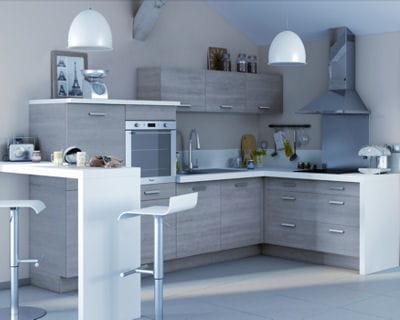 une cuisine scandinave cuisines les tendances pour 2013 linternaute. Black Bedroom Furniture Sets. Home Design Ideas