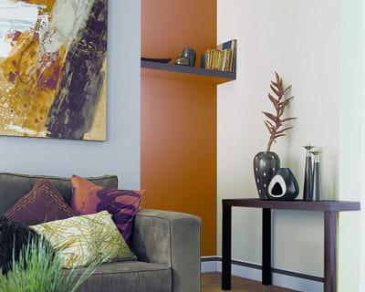 une touche de bonne humeur 20 peintures pour donner de la couleur votre int rieur linternaute. Black Bedroom Furniture Sets. Home Design Ideas