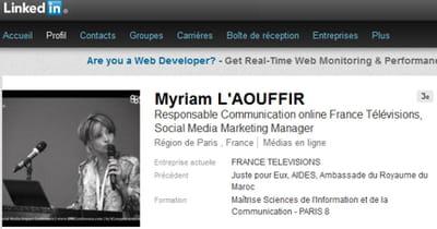 myriam laouffir biographie
