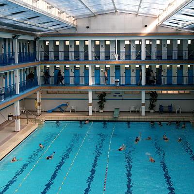 Piscine pontoise paris les plus belles piscines pour for Sauna piscine paris