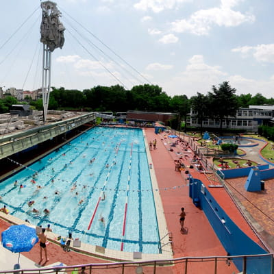 Piscine roger le gall paris les plus belles piscines for Piscine paris naturiste