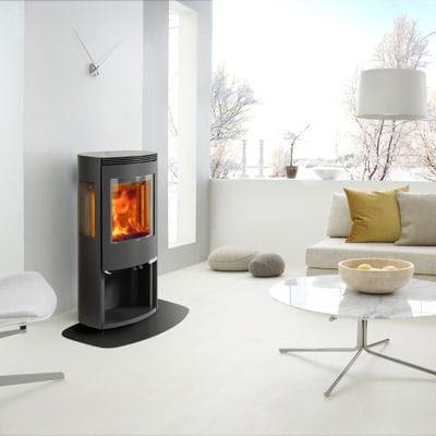 po les et chemin es les nouveaux mod les 2013 linternaute. Black Bedroom Furniture Sets. Home Design Ideas