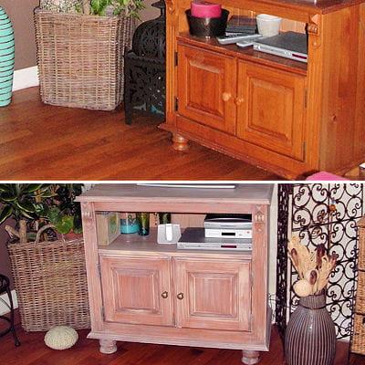 un meuble tv patin les r novations de meubles les plus r ussies des lecteurs linternaute. Black Bedroom Furniture Sets. Home Design Ideas