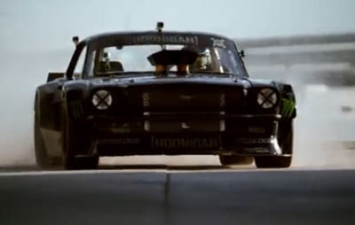 gymkhana 7 de ken block la vid o de drift d barque en ligne linternaute. Black Bedroom Furniture Sets. Home Design Ideas