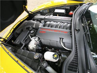 moteur corvette c6 v8 6 2 437 chevaux linternaute. Black Bedroom Furniture Sets. Home Design Ideas