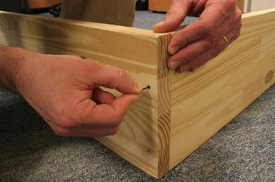 poin onner l 39 autre planche fabriquer une tag re sur mesure linternaute. Black Bedroom Furniture Sets. Home Design Ideas