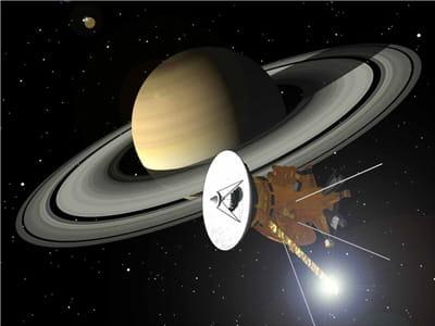 les agences spatiales américaine, européenne et italienne mènent cette mission