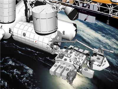 le module kibo va permettre d'augmenter le nombre d'expériences scientifiques