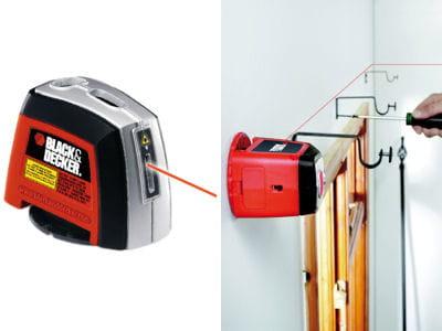 Pas d 39 erreur possible cadeaux de no l pour bricoler for Niveau laser pour plafond