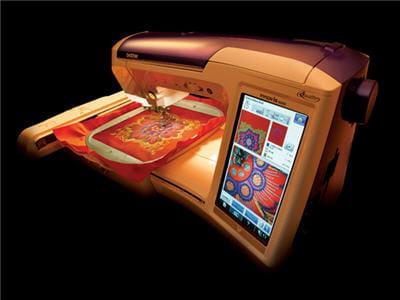 Machine coudre high tech for Coudre a futur