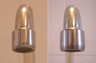 enlever le calcaire de vos robinets trois solutions pour enlever le calcaire de vos robinets. Black Bedroom Furniture Sets. Home Design Ideas