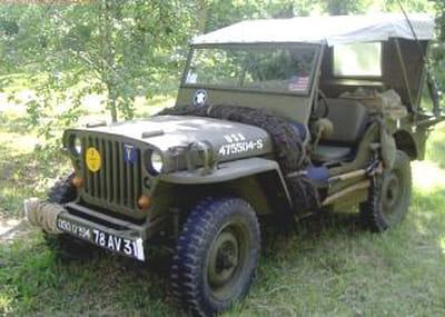 louer une jeep militaire de 1944 louer un v hicule hors du commun linternaute. Black Bedroom Furniture Sets. Home Design Ideas