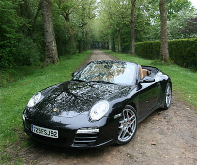 porsche 997 4s essai de la porsche 911 4s cabriolet. Black Bedroom Furniture Sets. Home Design Ideas