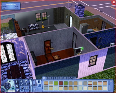d corer sa maison les sims pisode 3 l 39 attaque des clones linternaute. Black Bedroom Furniture Sets. Home Design Ideas