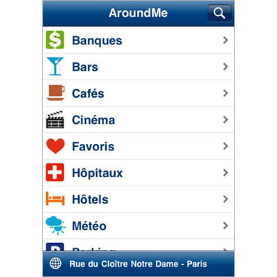 Application iphone rencontre proximite