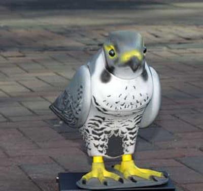 Faire peur aux pigeons - Faire peur aux oiseaux jardin ...