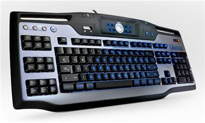 exemple de clavier, le g11