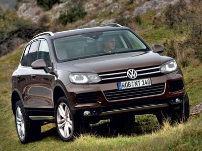 volkswagen touareg les meilleures voitures trang res linternaute. Black Bedroom Furniture Sets. Home Design Ideas