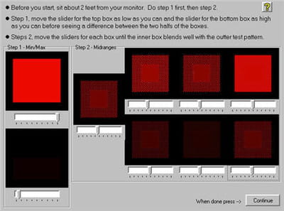 Calibrer avec monitor calibration wizard quel cran pc for Quel ecran pc