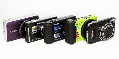 les cinq appareils testés