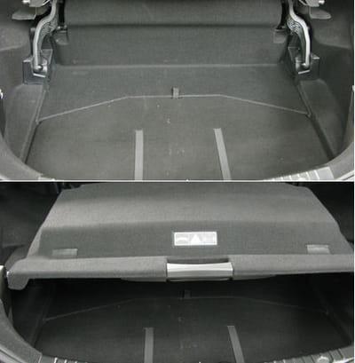 une capacit de chargement g n reuse essai de la mercedes slk le roadster presque parfait. Black Bedroom Furniture Sets. Home Design Ideas