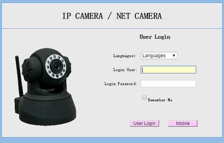 Xxx mots de passe webcam