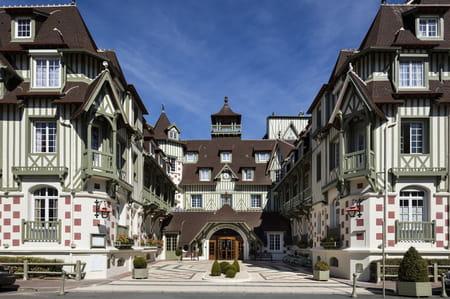 L'hôtel Normandy