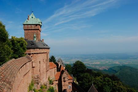 Le château du Haut Koeningsburg
