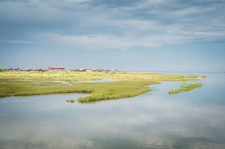 Une cabane de pêcheur