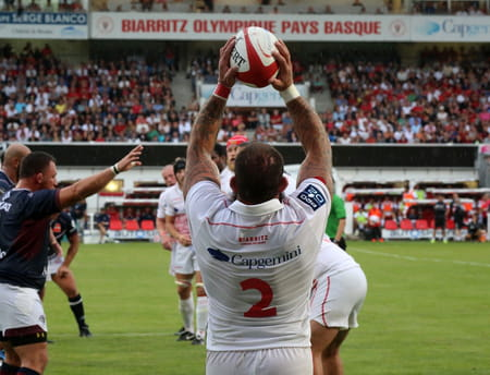 Equipe de rugby du Biarritz Olympique Pays Basque