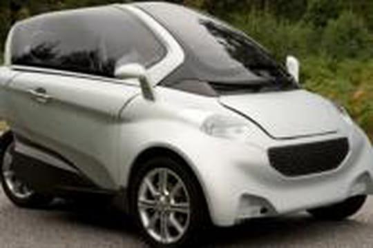 Nouveau concept 100% électrique : le Peugeot VéLV
