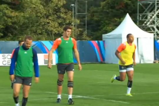 Coupe du monde de rugby 2015 le xv de france prend ses - Calendrier de la coupe du monde de rugby 2015 ...