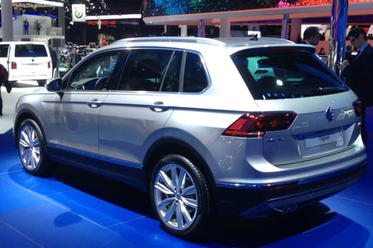 nouveau volkswagen tiguan quel mod le choisir et quel prix photos tarifs motorisation. Black Bedroom Furniture Sets. Home Design Ideas