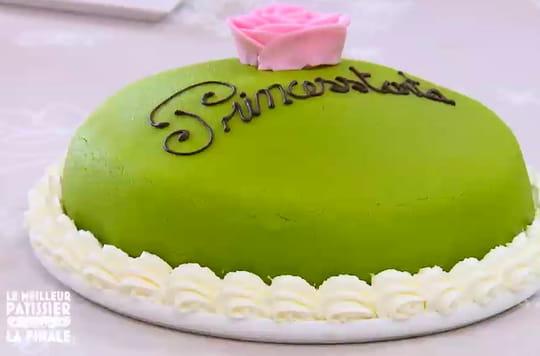 ... recette du gâteau de Mercotte ce soir en finale du Meilleur