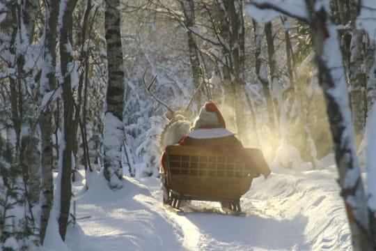 Visitez le village du Père Noël en Laponie