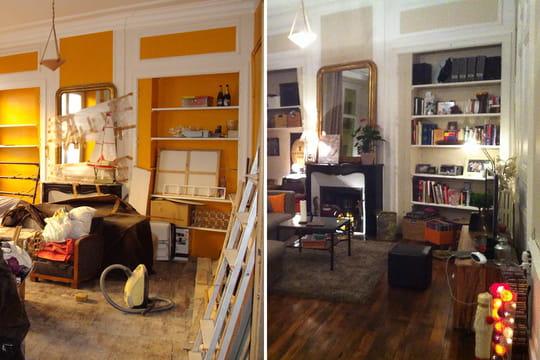La r novation d 39 une maison belle epoque for Antieke bouwmaterialen maison belle epoque