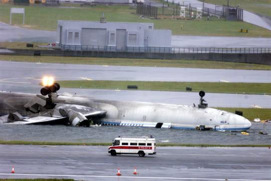 Plus grands crashs d'avions