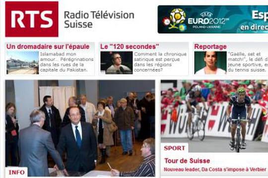 Election législative: la RTS diffuse les résultats