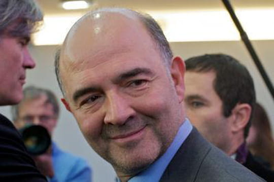 Moscovici : il officialise sa relation amoureuse avec Marie-Charline Pacquot