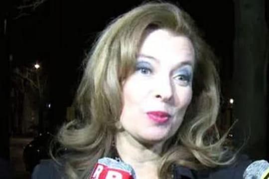 """Valérie Trierweiler: la """"maîtresse de François Hollande"""" accusée dedétournements"""