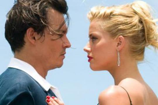 Johnny Depp : après Vanessa Paradis, Amber Heard
