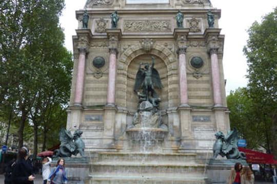Balade dans le Quartier latin - Saint-Michel