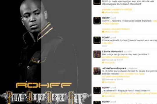 Rohff: PDRG, l'album cartonne entéléchargement