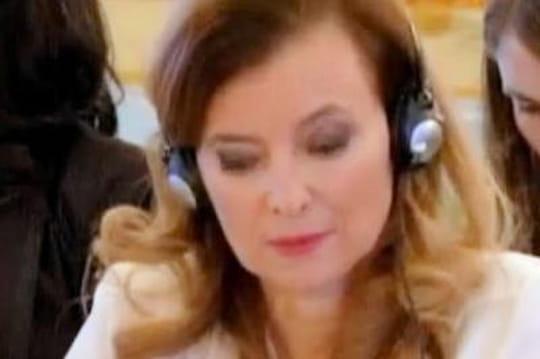 Valérie Trierweiler  ambassadrice d'unsite porno, uncap franchi